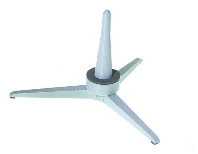 Oboe Stand - Grey
